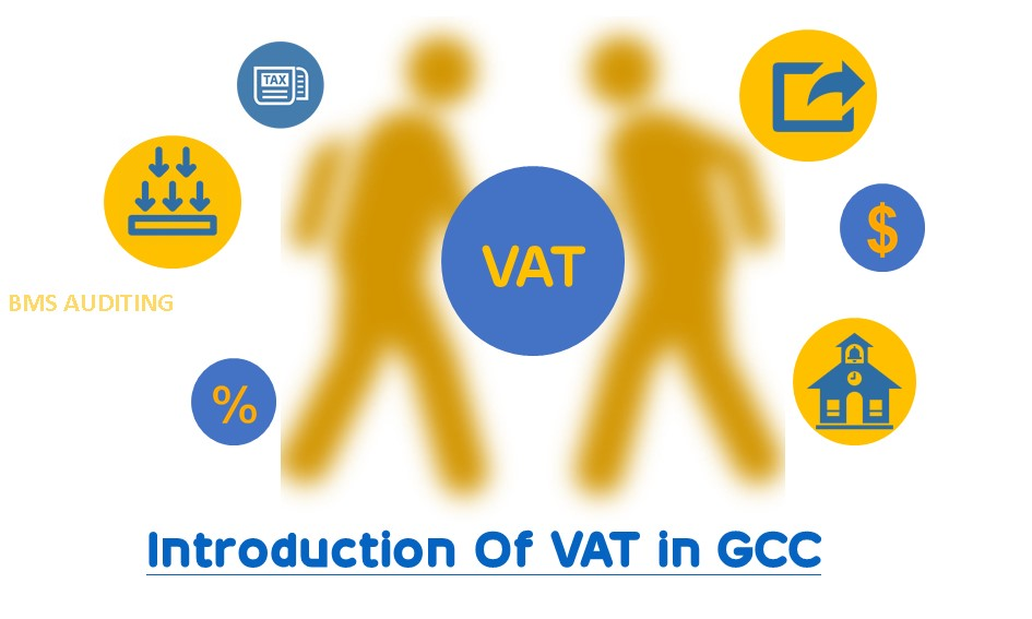 Introduction Of VAT in GCC